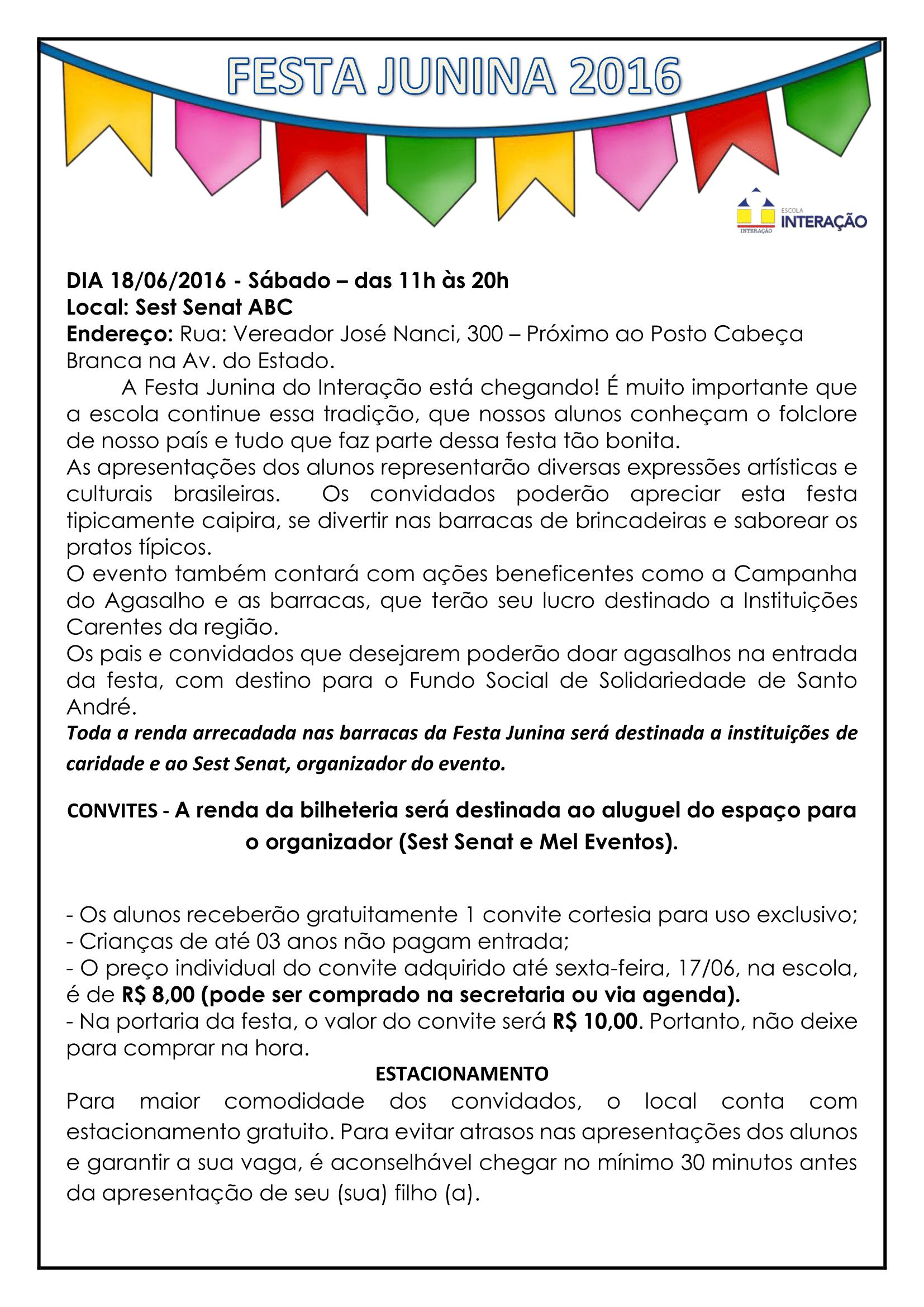 FESTA JUNINA INTERAÇÃO 2016 (1)-1